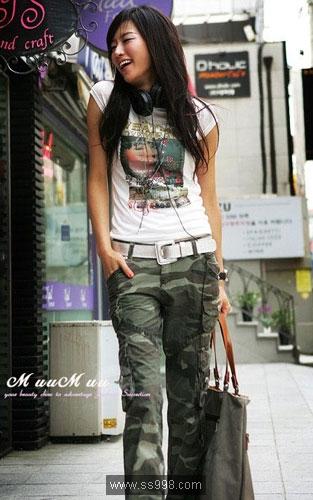 时尚街头_