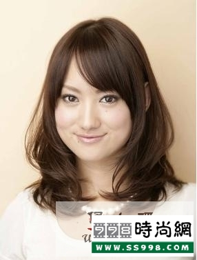 大脸女生适合的发型【图】图片
