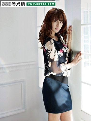 韩国女生服饰
