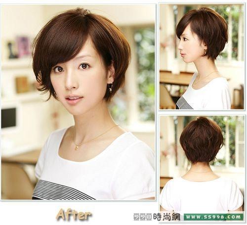 短发到长发过渡发型_短发接长发短发到长发的发型让你魅力四射5