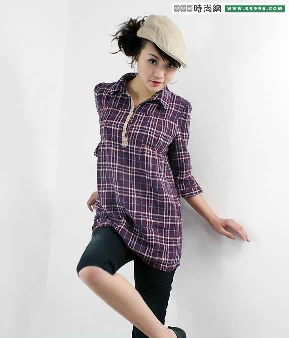 2010年最时尚春季女装(4)
