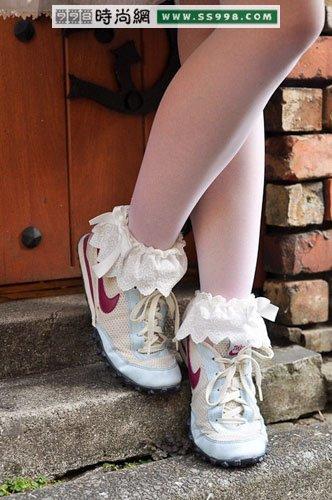 配鞋子和袜子(5)
