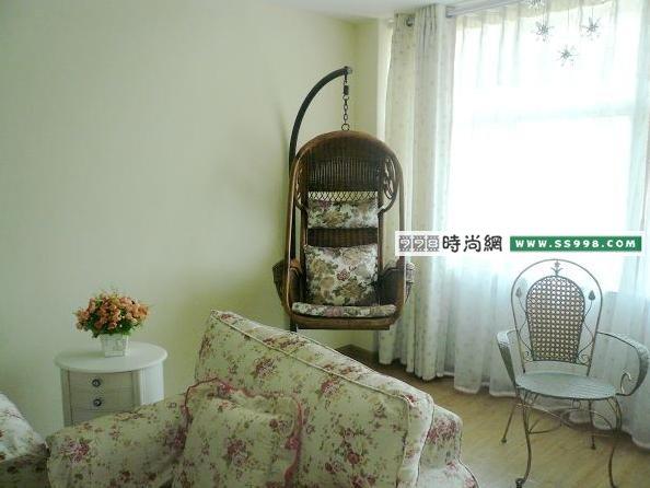 ss998.com推荐100平米5万装修田园小家图片 5