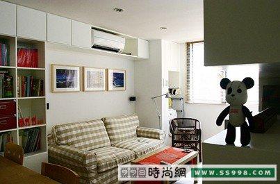 老房子重新装修设计过程装修心德www.ss998.com