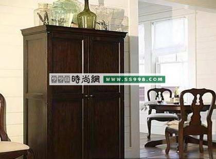 餐厅装修效果图 现代家庭餐厅必备家具高清图片