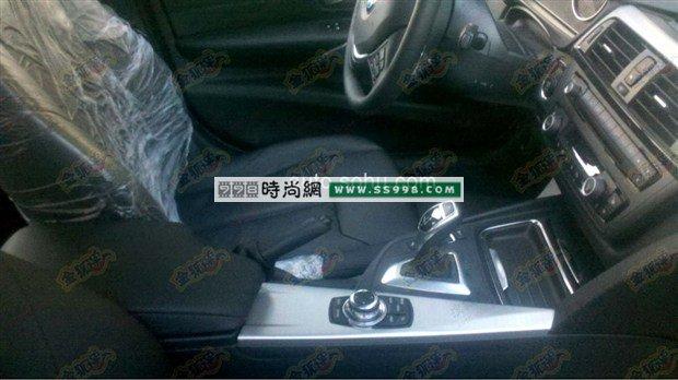 com   外观方面,华晨宝马316i除了车尾的铭牌之外,其余部分均与在售的