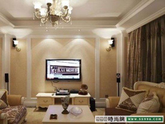 海归夫妻室内装饰 30万造140平欧式家海归夫妻室