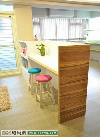温馨轻北欧 2套150平大户型老房装修