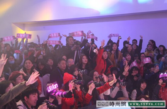 洋河1号代言人陈伟霆现身洋河1号新战略北京发布会