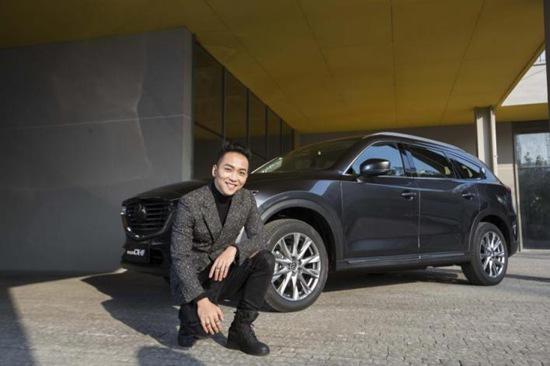 张驰 x Mazda CX-8 | 出离常规,惊艳世界