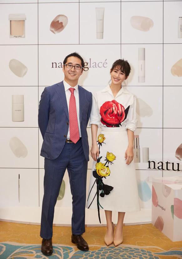 日本有机彩妆品牌Naturaglacé花姿�色正式登陆中国